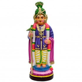 Lord Muruga - (Big) - 18""