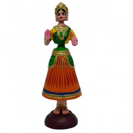 Tanjore Doll - 14""