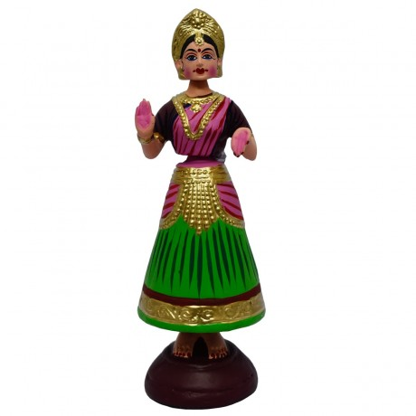 """Tanjore Doll - 15"""""""