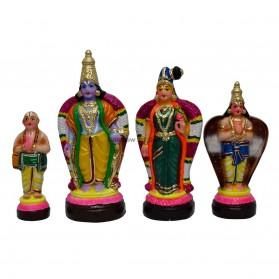 "Srivallipudhur Aandal Rangamannar - 11"""