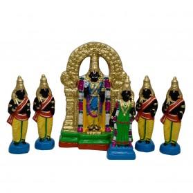 "Thiruvalligeni Parthasarathi - 12.5"""