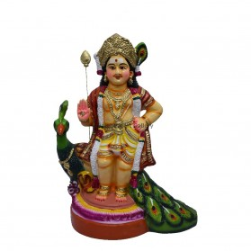 Lord Muruga Big - 24""