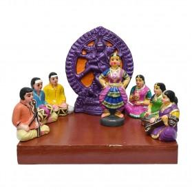 """Bharadha Nattiyam - 12.5"""""""