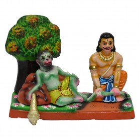 "Bheema try to lift hanuman tail - 9"""