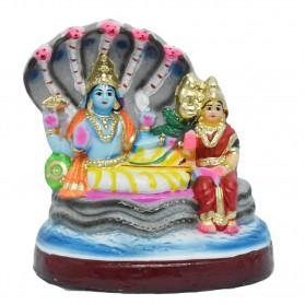 """Sri Lakshmi Narayanar - 9.5"""""""