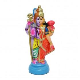 "Arthanathiswarar Small - 9.5"""