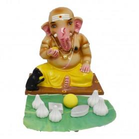 "Eating Ganesha  - 13"""