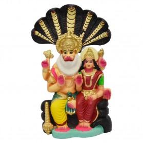 """Sri Lakshmi Narasimhar Sesha vaganam - 10"""""""