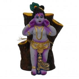 """Krishna Tied In GrindStone - 6"""""""