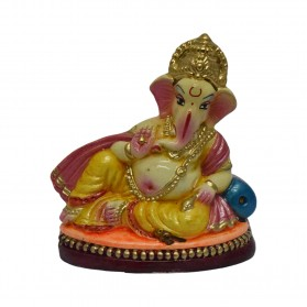 "Bed Ganesha - 6.5"""