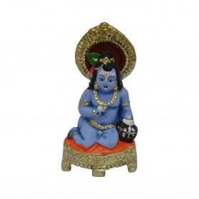 "Seated Krishna - 5"""